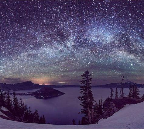 Miracles Wishes Oregon Nature Crater Lake