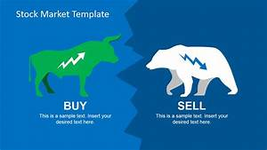 stock market powerpoint template slidemodel With stock market ppt templates free download