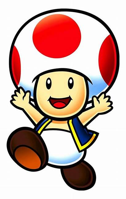 Mario Toad Party Advance Clipart Character Artwork