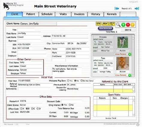 record screen windows vetfm 3 0 vet practice management software adds 150