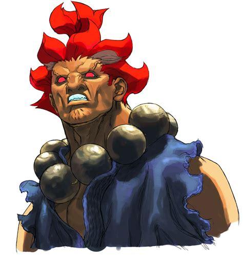 Akuma Gouki Street Fighter