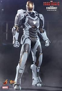 Iron Man 3 : Starboost (Mark XXXIX)