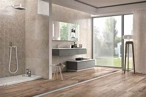 Carrelages Salle De Bain : salle de bain touraine carrelage ~ Melissatoandfro.com Idées de Décoration