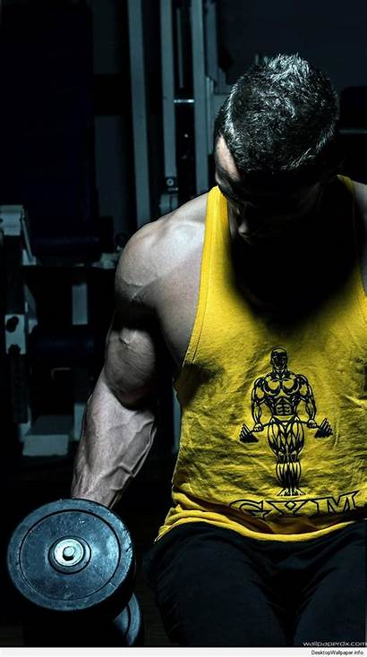 Iphone Bodybuilding Gym Wallpapers Building Motivation Muscle