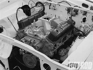 1965 Plymouth Valiant Engine Swap