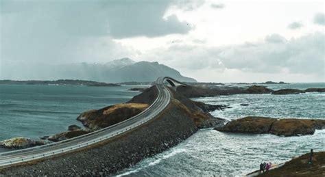 diaporama les dix  belles routes du monde
