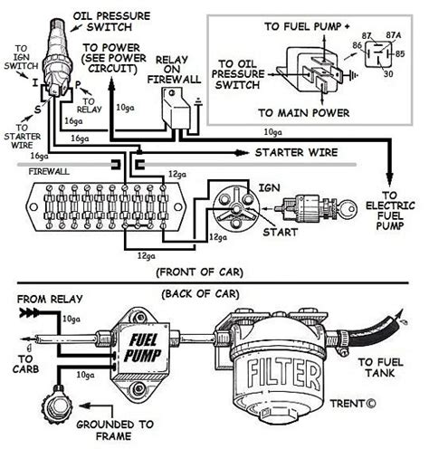 technical fuel wiring diagram the h a m b
