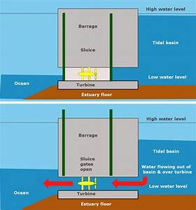 What Is Tidal Energy And How Is It Harnessed   U00bb Science Abc