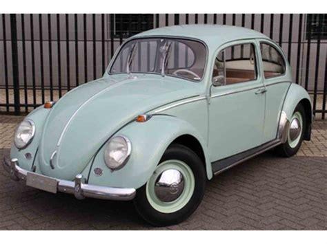 1965 Volkswagen Beetle For Sale Classiccars Com Cc 972389