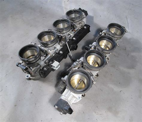 bmw       independent throttle body itb