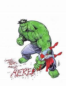HULK VS SUPERMAN by RyanOttley on DeviantArt