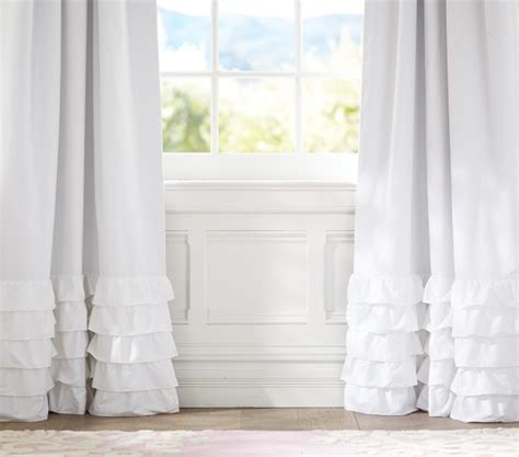 diy blackout ruffle curtains curtain menzilperde net