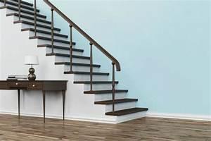 Main Courante Escalier Intérieur : rampe d 39 escalier et main courante moderne pour l 39 int rieur ~ Edinachiropracticcenter.com Idées de Décoration