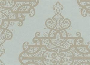 rasch vanity fair 785487 tapete barock retro ornamente With balkon teppich mit rasch ornament tapete