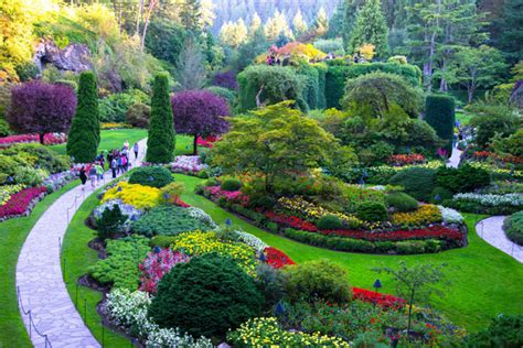 canada places gardens victoria visit most butchart columbia british garden sunken tour ly trip son le greatinspire