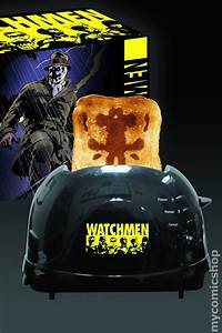 Watchmen Toaster (2013 Dynamic Forces) ITEM#01 NM