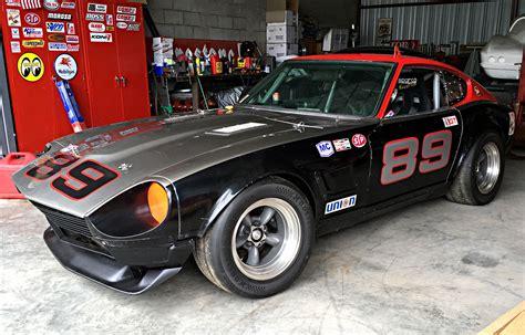 Datsun Wheels by You Need This Datsun 240z Wearing Torq Thrust Wheels