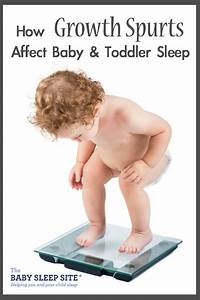 How Baby Growth Spurts Affect Sleep