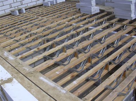 Floor Joist Spans Uk by Easi Joists Trusstec Ltd
