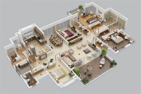 simple 4 bedroom house plans awesome 1000 images about sims 4 house blueprints on