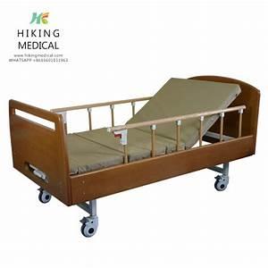 Single Cranks Multifunctional Medical Hospital Beds For