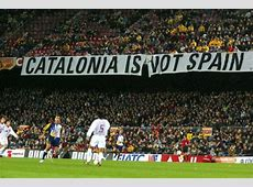 How Catalan independence would affect Spanish football