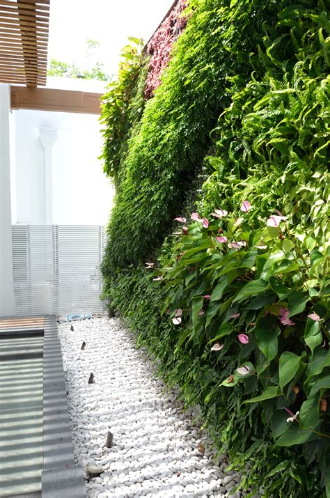 Vertical Garden Miami by Miami Vertical Gardens And Living Walls Installation