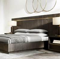 modern platform bed High End Beds for a Long Winter's Nap