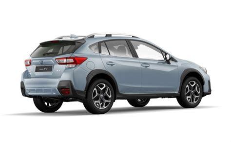 2018 Subaru Crosstrek Preview