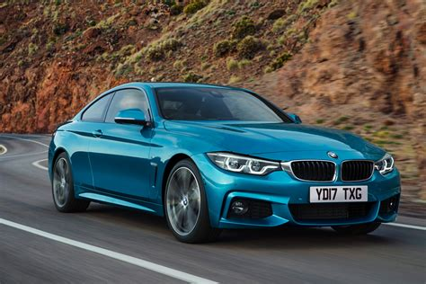 2018 BMW 4 Series and M4 Models Now Available in the UK ...