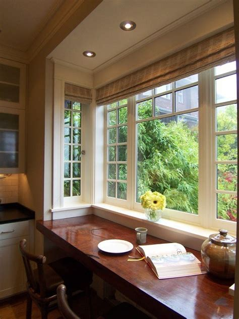 Kitchen Bay Window Decor Ideas by Bay Window Decorating Ideas