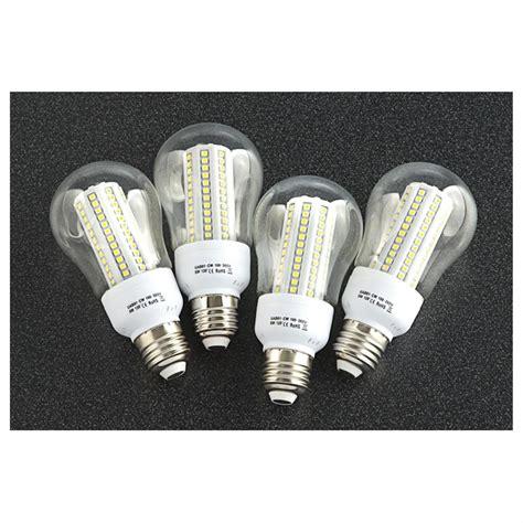 4 led light bulbs 4 pk infinity led ultra 61 light bulbs 425075 lighting