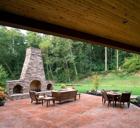 building an outdoor fireplace 2017 outdoor fireplace cost cost to build outdoor fireplace
