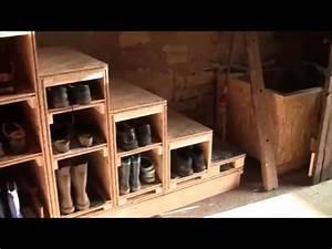 Holztreppe Selber Bauen : treppe selber bauen aus osb verlegeplatten youtube ~ Frokenaadalensverden.com Haus und Dekorationen
