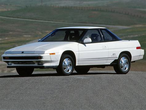 subaru xt coupe  related infomationspecifications