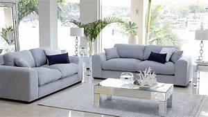 catalina 2 piece fabric lounge suite lounges living With living room furniture harvey norman