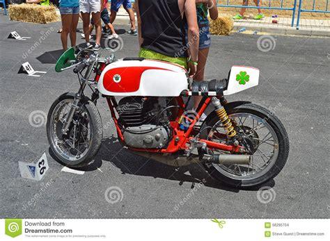 Winner Motorcycle Racing Royalty-free Stock Photo