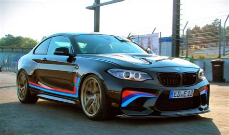 Bmw M2 Competition Modification by Laptime Performance Bmw M2 Black