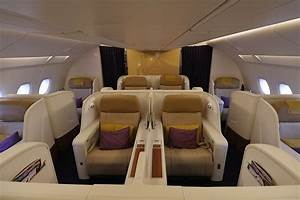 Thai Airways Royal First Class Review A380 Bangkok to Tokyo