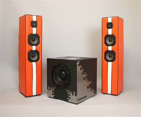 how to build a how to build custom speakers