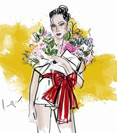 Illustration Artist Zoref Talia