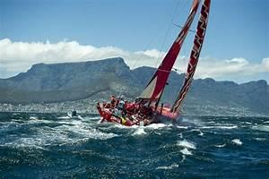 Racing Sailboat Wallpaper WallpaperSafari