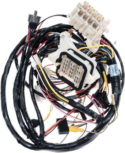 Mopar Wiring Harnes Connector by Mopar B Charger Parts Electrical And Wiring