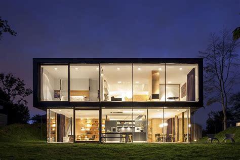 Villa V By Paul De Ruiter Architects by Modern Villa V By Paul De Ruiter Architects