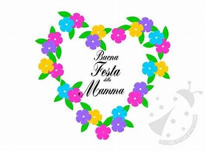 Mamma Festa Della Auguri Immagini Lavoretti