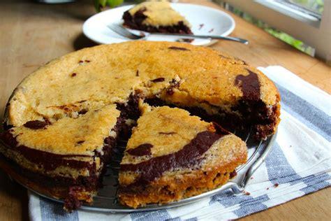 cuisine vegetalienne le gâteau végétalien choco vanille