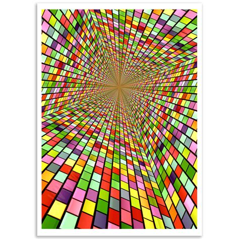 Purchase 'Colour Shaft Abstract Art' Posters Online   Just ...