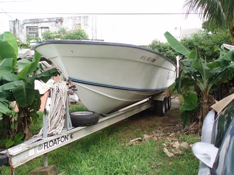 Boat Hull Project For Sale by 25 Speed Craft Project Boat The Hull Boating