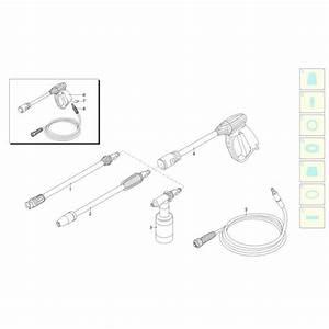Black U0026decker Spare Parts For Pressure Washer Pw 1400 K  U2013 12612