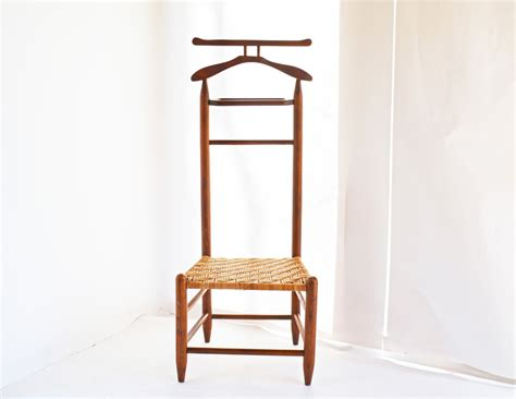Mens Suit Valet Chair by Vintage Valet Chair Clothes Valet Mens Valet Valet Stand